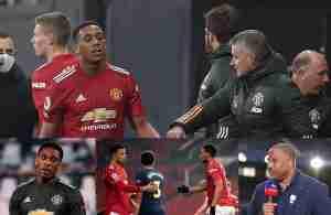 Anthony Martial seharusnya meninggalkan United jika Solskjaer masih lagi meletakkanya sebagai penyerang tengah
