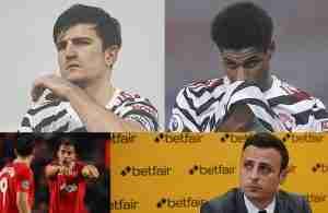 'Pertelingkahan yang berlaku di antara Rashford dan Maguire bagus bagi pendapat saya'