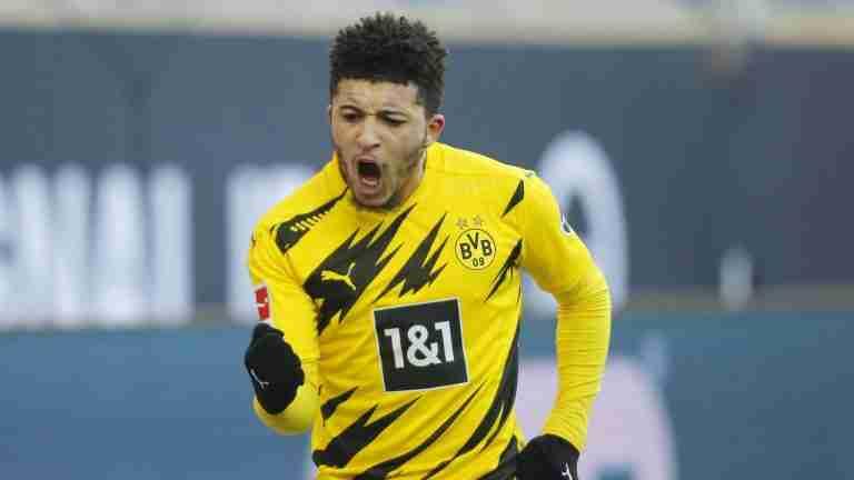 Borussia Dortmund mempersilakan Jadon Sancho untuk berhijrah